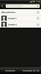 HTC Z520e One S - contacten, foto