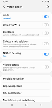 Samsung galaxy-a6-plus-sm-a605fn-ds-android-pie - Bellen - WiFi Bellen (VoWiFi) - Stap 5