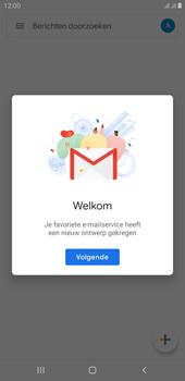 Samsung Galaxy J4 Plus - E-mail - Handmatig instellen (gmail) - Stap 14