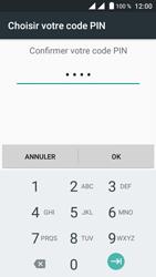 Crosscall Trekker M1 Core - Sécuriser votre mobile - Personnaliser le code PIN de votre carte SIM - Étape 12