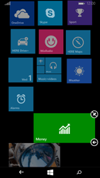 Microsoft Lumia 535 - Getting started - Personalising your Start screen - Step 12