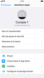 Apple iPhone 8 - iOS 13 - Données - Créer une sauvegarde avec votre compte - Étape 8