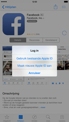 Apple iPhone 6 Plus (iOS 8) - apps - account instellen - stap 9