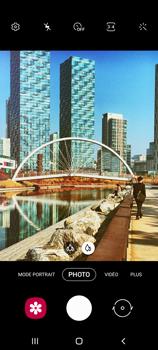 Samsung Galaxy A21s - Photos, vidéos, musique - Prendre une photo - Étape 10