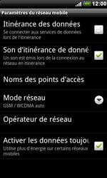 HTC A8181 Desire - Réseau - utilisation à l'étranger - Étape 9