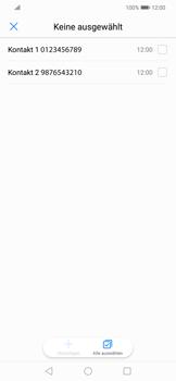 Huawei Mate 20 Lite - Anrufe - Anrufe blockieren - 9 / 12