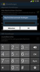 Samsung I9205 Galaxy Mega 6-3 LTE - SMS - Manuelle Konfiguration - Schritt 7