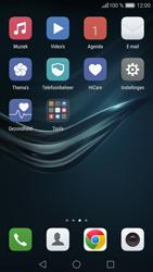 Huawei P9 - E-mail - handmatig instellen (outlook) - Stap 3