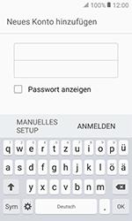 Samsung G389 Galaxy Xcover 3 VE - E-Mail - Konto einrichten - Schritt 6