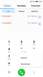 Huawei Honor 9 - Anrufe - Anrufe blockieren - Schritt 4