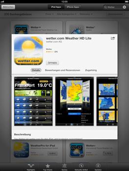 Apple iPad 4 - Apps - Herunterladen - 1 / 1