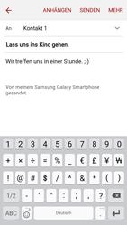 Samsung J500F Galaxy J5 - E-Mail - E-Mail versenden - Schritt 10