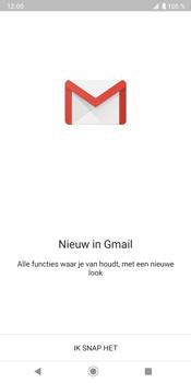 Sony Xperia XZ3 - E-mail - Handmatig instellen (gmail) - Stap 5