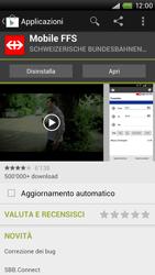 HTC One X - Applicazioni - Installazione delle applicazioni - Fase 25