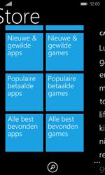 Microsoft Lumia 435 - apps - app store gebruiken - stap 8