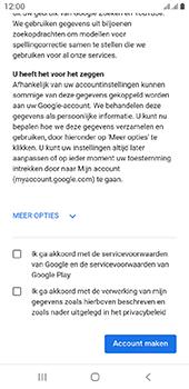 Samsung galaxy-a6-sm-a600fn-ds-android-pie - Applicaties - Account aanmaken - Stap 17