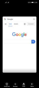 Huawei P40 Lite 5G - Internet et connexion - Naviguer sur internet - Étape 14