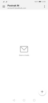 Huawei P30 - E-mail - e-mail instellen (outlook) - Stap 4