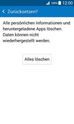 Samsung G360F Galaxy Core Prime - Fehlerbehebung - Handy zurücksetzen - Schritt 9