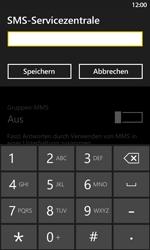 Nokia Lumia 820 LTE - SMS - Manuelle Konfiguration - Schritt 6