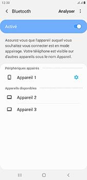 Samsung Galaxy J6 Plus - Bluetooth - connexion Bluetooth - Étape 11