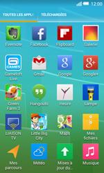 Alcatel OT-5050X Pop S3 - Photos, vidéos, musique - Ecouter de la musique - Étape 3