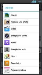LG P875 Optimus F5 - MMS - envoi d'images - Étape 8
