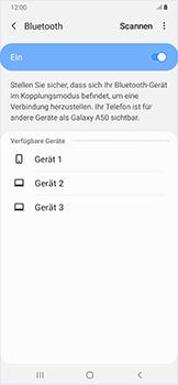 Samsung Galaxy A50 - Bluetooth - Geräte koppeln - Schritt 9