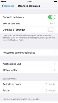 Apple iPhone 6s Plus - Réseau - Activer 4G/LTE - Étape 4