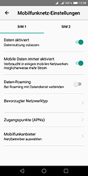 Huawei Y5 (2018) - MMS - Manuelle Konfiguration - Schritt 7