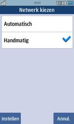 Samsung S5250 Wave 525 - Netwerk - gebruik in het buitenland - Stap 10