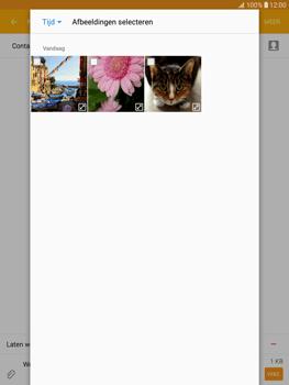 Samsung T815 Galaxy Tab S2 9.7 - MMS - Afbeeldingen verzenden - Stap 19