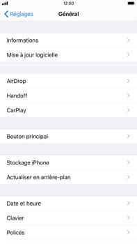 Apple iPhone 7 Plus - iOS 13 - Logiciels - Installation de mises à jour - Étape 4