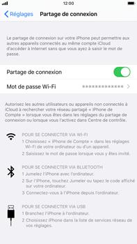 Apple iPhone 6s Plus - iOS 13 - Internet - comment configurer un point d'accès mobile - Étape 8