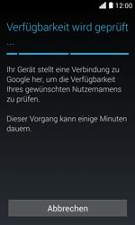 Huawei Ascend Y330 - Apps - Konto anlegen und einrichten - Schritt 9