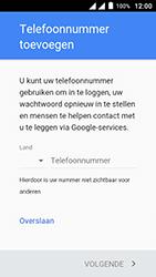 Alcatel Pixi 4 (5) 4G (5045X) - Applicaties - Account aanmaken - Stap 13