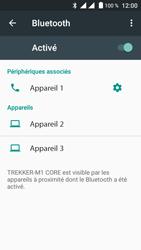 Crosscall Trekker M1 Core - Bluetooth - connexion Bluetooth - Étape 10