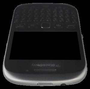 BlackBerry 9320 - Premiers pas - Découvrir les touches principales - Étape 9