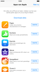 Apple iPhone 6 iOS 8 - Applicaties - Account aanmaken - Stap 3