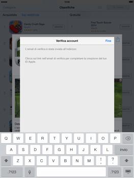 Apple iPad mini iOS 7 - Applicazioni - configurazione del negozio applicazioni - Fase 23