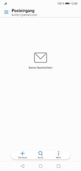 Huawei P20 Lite - E-Mail - Manuelle Konfiguration - Schritt 3