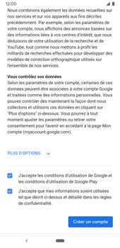 Google Pixel 3a - Applications - Créer un compte - Étape 17