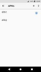 Sony Xperia XA2 - MMS - handmatig instellen - Stap 16