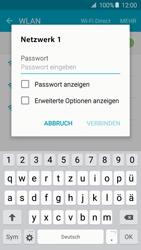 Samsung A510F Galaxy A5 (2016) - WLAN - Manuelle Konfiguration - Schritt 7
