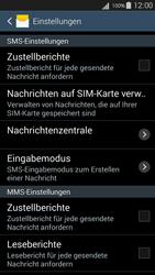 Samsung I9301i Galaxy S III Neo - SMS - Manuelle Konfiguration - Schritt 6