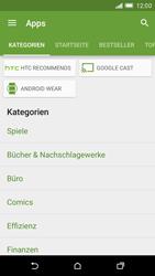 HTC One M9 - Apps - Herunterladen - 6 / 20