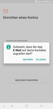 Samsung Galaxy J4+ - E-Mail - Konto einrichten - Schritt 5
