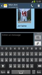 Samsung Galaxy S4 - Contact, Appels, SMS/MMS - Envoyer un MMS - Étape 21