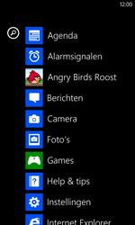 Nokia Lumia 620 - SMS - Handmatig instellen - Stap 3