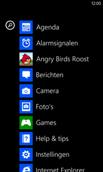 Nokia Lumia 620 - MMS - hoe te versturen - Stap 2
